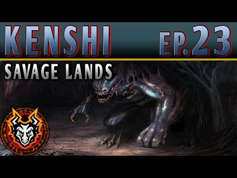 Repeat Kenshi Savage Lands - EP17 - THE RATS WHO COME
