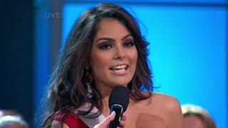 Top 5 Announcement: 2010 Miss Universe