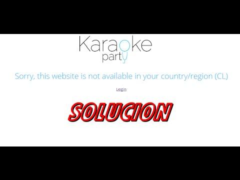 TUTORIAL COMO INGRESAR A KARAOKE PARTY 2015