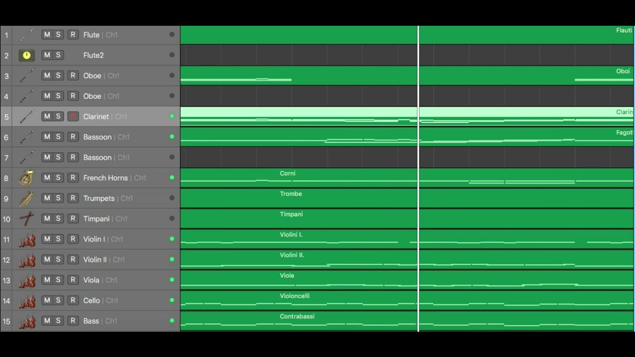 Wayne's Beethoven MIDI (Realistic Sounds)