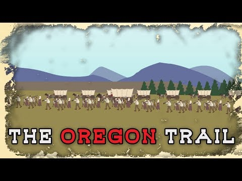 The Oregon Trail (The Wild West)