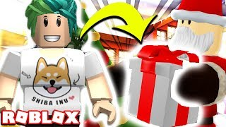 HOW TO WRAP YOURSELF IN A BOX In ROBLOX PRESENT WRAPPING SIMULATOR