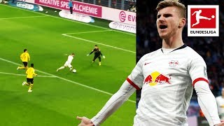 Timo Werner - All Goals So Far 2019/20