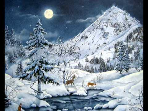 Moving Falling Snow Wallpaper Gr 252 223 E Zum 2 Advent Mit Einem Korpiklaani Cover Youtube