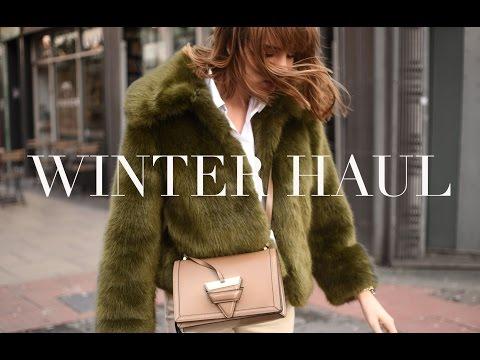 Huge Winter Haul! Ft. Topshop, Saint...