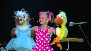 Darci with friends Scarlett & Okie