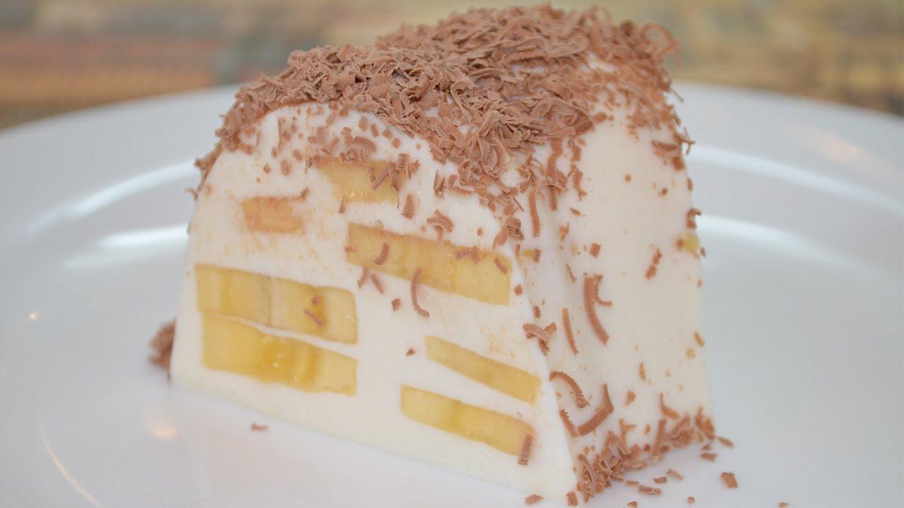 Рецепт творожного десерта с желе