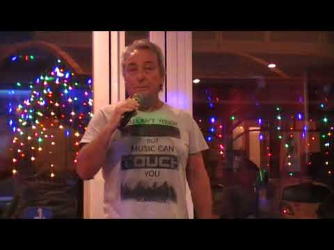 Serge Finale concours Karaoke au Kinoux