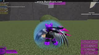Roblox|| Black Magic: Beast Is Op!