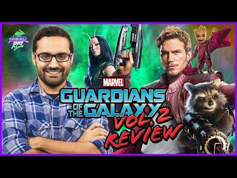 Guardians of the Galaxy Vol. 2 Non-Spoiler Review