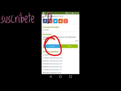 Como Descargar Geometry Dash 2.11 Gratis Para Android