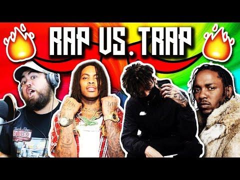 RAP VS. TRAP #2 (Scarlxrd, Lil Pump, Mac Lethal, Token, NF, Kendrick Lamar)