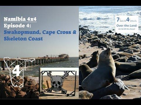 Namibia 4x4, Episode 4: Swakopmund, CapeCross & Skeleton Coast