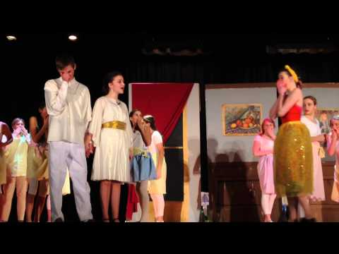 Once on This Island - Andrea Sequence - Welsh Valley Middle School