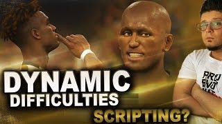 PES 2019 myclub scripting? | myClub AI Dynamic Difficulties.. (ES)