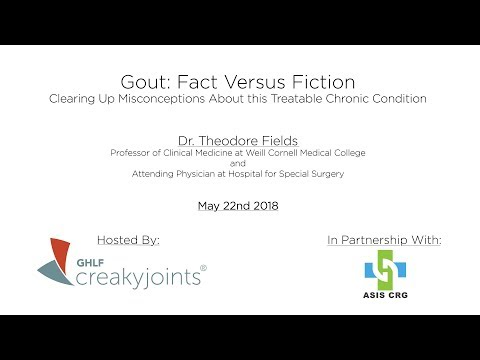Gout  Fact Versus Fiction  Clearing Up Misconceptions About this Treatable Chronic Condition