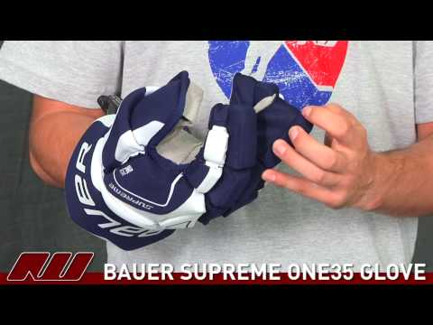 Bauer Supreme One 35 Hockey Glove