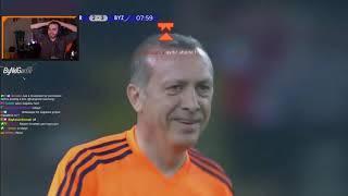 wtcN - Recep Tayyip Erdoğan Golleri Dolunay Edit izliyor.