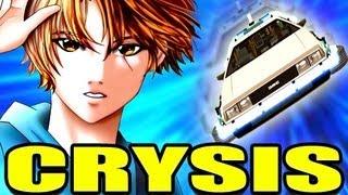 Crysis DELOREAN Back to the Future Mod!