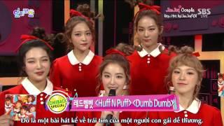 Video [Vietsub] 150913 인기가요 레드벨벳 Comeback Interview @ Red Velvet - Inkigayo 1080p download MP3, 3GP, MP4, WEBM, AVI, FLV Juli 2018