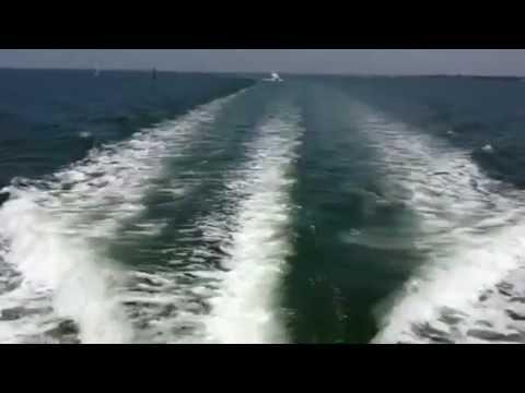 39 Mainship 2000 trial run from 1 World Yachts