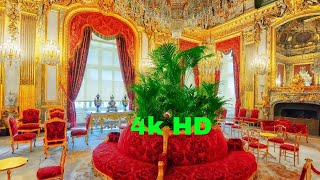 Napoleon III apartments with Euro Maestro - Virtual tour of the Louvre  in 4k HD