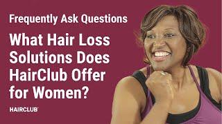Hair Club Women