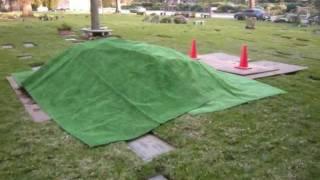 Barbara (Roy) Orbison's Fresh Unmarked Grave