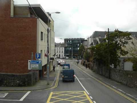 Ride on a Double Decker Bus in Galway City