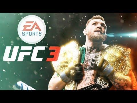UFC 3 | ПЕРВЫЙ ЗАПУСК - ЗНАКОМСТВО С ИГРОЙ И УПРАВЛЕНИЕМ - ПЕРВЫЕ БОИ! [+18]