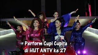 Cupi Cupita, Pamela Safitri & Dinar Candy - LIVE HUT ANTV KE 27