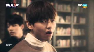 Gambar cover BTS BUTTERFLY [MV]