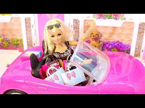 Barbie Shopping Clothes & Accessories Barbie Compras Roupas e Acessórios🛍👗👠👜