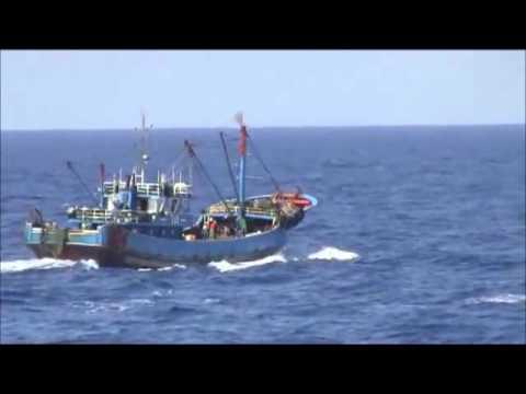 china secret ship attacks Japan Coast Guard 4