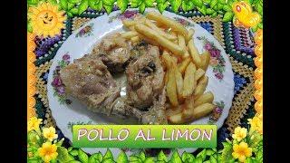 POLLO AL LIMON -  LAJO2006