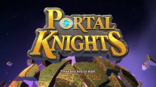 Toilet Plays... More Portal Knights!