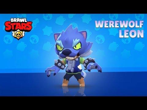 sorteo de la skin de leon lobo werewolf | brawl stars - youtube