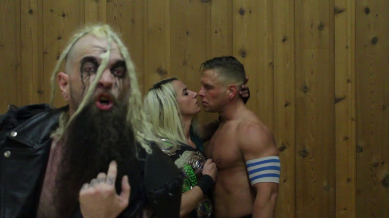 ECCW - Evolve Or Die Trying - Scotty Mac isn't happy about his next match