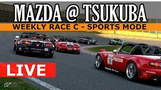 GT Sport - New Week New Stream - Race C - Mazda @ Tsukuba
