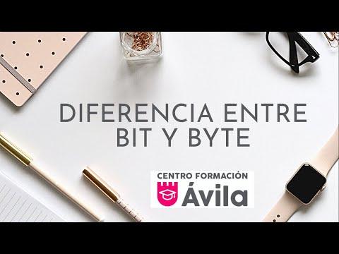 Vídeo Bit y Byte -CFA