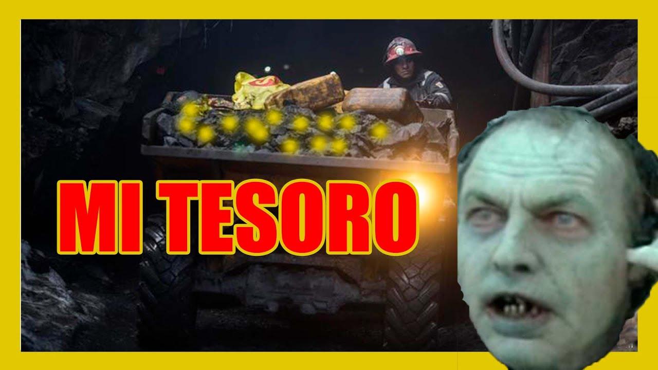 Zapatero: El Zombie ROJO dueño de una Mina de ORO