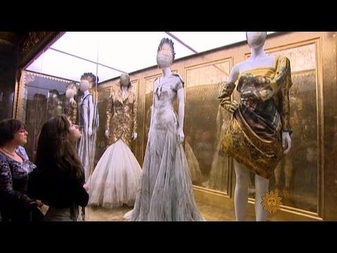 Fashion collections turn museums into runway for past designs