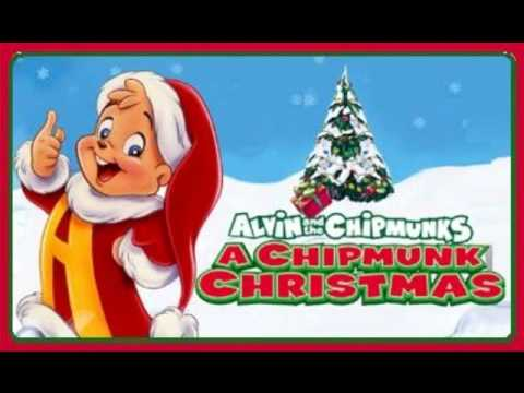 Simply Having A Wonderful Christmas Time.Alvin And The Chipmunks Simply Having A Wonderful Christmas Time