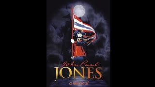 John Paul Jones - a musical by Julian Wagstaff (excerpts 2010)