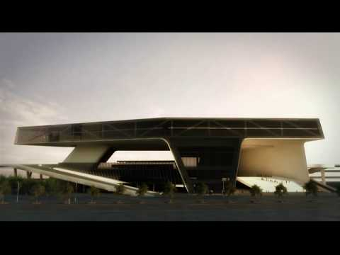 JET Architecture: Taiwan Kaohsiung Port and Services Centre Design