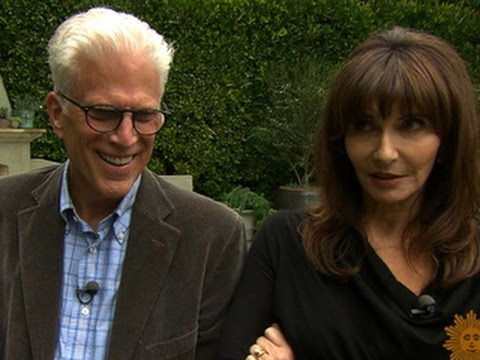 Ted Danson and Mary Steenburgen talk love and marriage