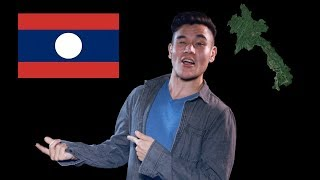 Gambar cover Geography Now! LAOS