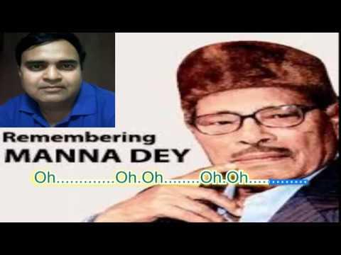 Nadiya chale chale re dhara karaoke with Chorus by Rajesh Gupta