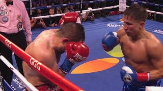 Gennady Golovkin vs  Marco Antonio Rubio Highlights  HBO World Championship Boxi