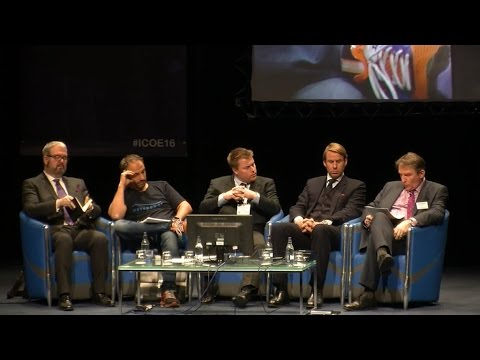 ICOE 2016 | Hunting Dragons - What does it take for an Investor to back Ocean Energy?
